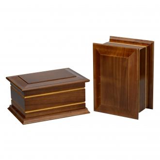 MIRABELLE - Urne en bois