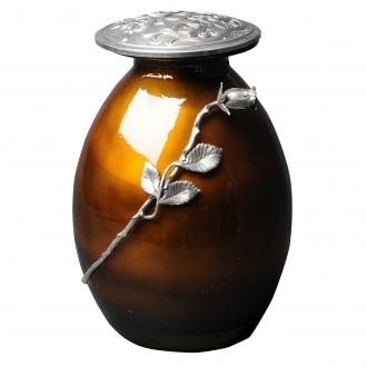 OLIVE - Urne en verre