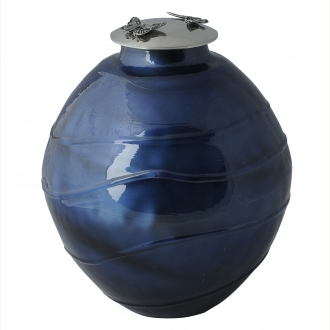 LUNAS - Urne en verre
