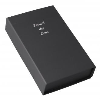 R120 - Boîte à Dons